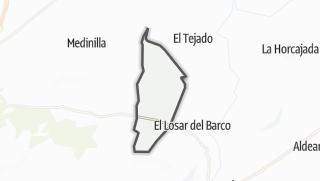 Mapa / Junciana