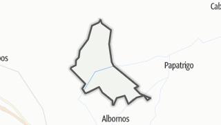 Mapa / Muñomer del Peco