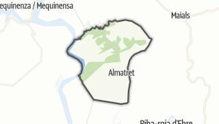 地图 / Almatret
