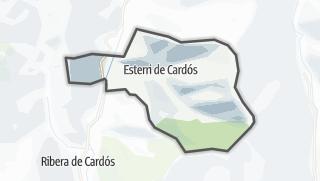地图 / Esterri de Cardós