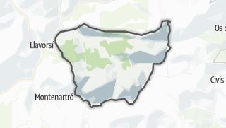 地图 / Farrera