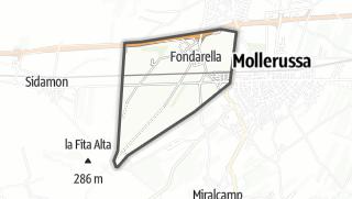 地图 / Fondarella