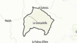 地图 / la Granadella