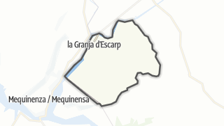 地图 / la Granja d'Escarp