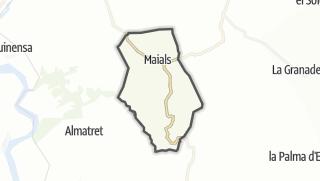 地图 / Maials