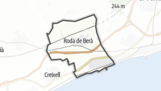 地图 / Roda de Barà