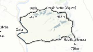 地图 / Tivenys