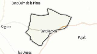 地图 / Sant Ramon