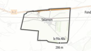 地图 / Sidamon