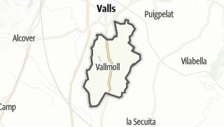 地图 / Vallmoll