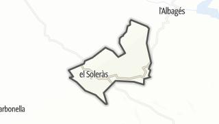 地图 / el Soleràs