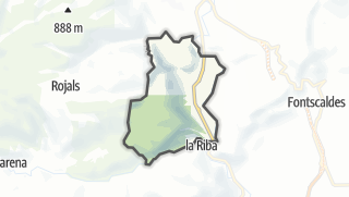 地图 / Vilaverd