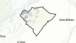 地图 / Mas de Barberans