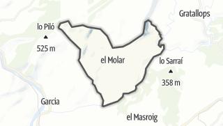 地图 / el Molar