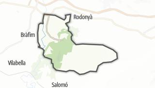 地图 / Montferri