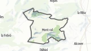 地图 / Mont-ral