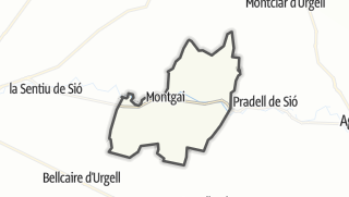 地图 / Montgai