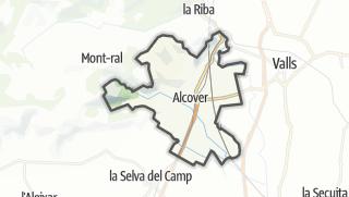 地图 / Alcover