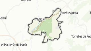 地图 / Querol