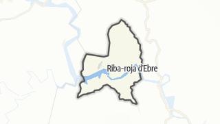 地图 / Riba-roja d'Ebre