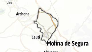 Térkép / Lorquí