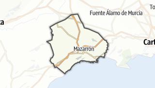 Térkép / Mazarrón