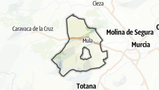 Térkép / Mula