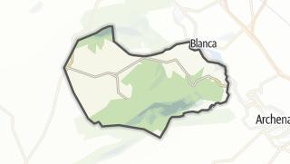 Térkép / Ricote