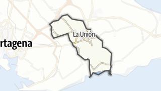 Térkép / La Unión