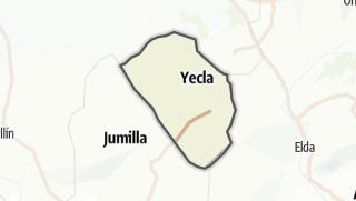 Térkép / Yecla