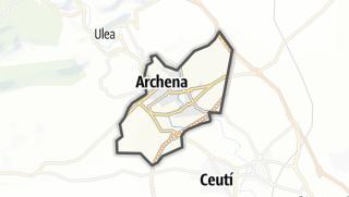 Térkép / Archena
