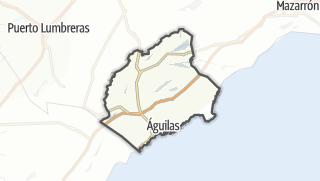 Térkép / Aguilas