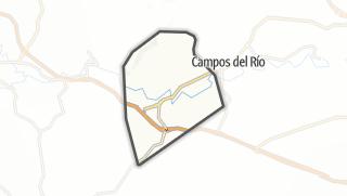 Térkép / Albudeite