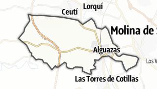 Térkép / Alguazas