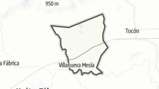 Mapa / Villanueva Mesía