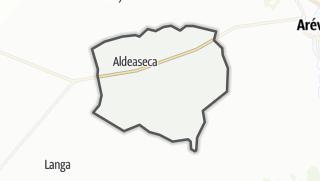 Mapa / Aldeaseca