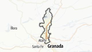 Mapa / Albolote