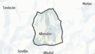 Mapa / Albondón