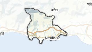 Mapa / Almuñécar