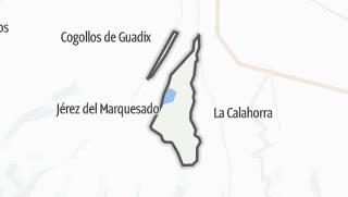 Mapa / Alquife