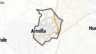 Mapa / Armilla