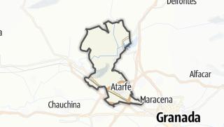 Mapa / Atarfe