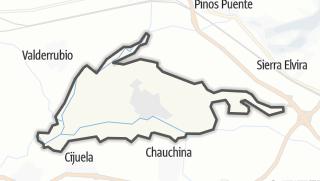Mapa / Fuente Vaqueros