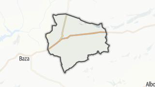 Mapa / Cúllar