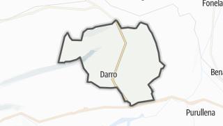 Mapa / Darro