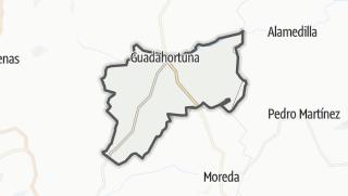 Mapa / Guadahortuna