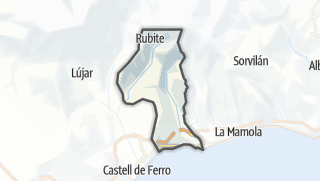 Mapa / Rubite