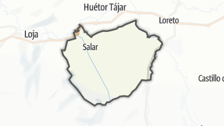 Mapa / Salar