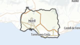 Mapa / Motril
