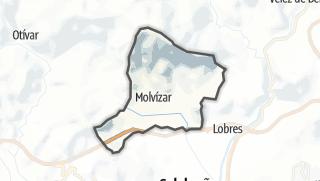 Mapa / Molvízar